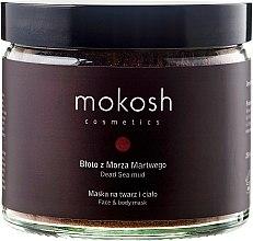 "Духи, Парфюмерия, косметика Маска для лица и тела ""Грязь мертвого моря"" - Mokosh Cosmetics Dead Sea Mud Face and Body Mask"
