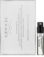 Парфумерія, косметика Creed White Flowers - Парфумована вода (пробник)