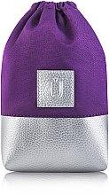 """Подарочный кисет для парфюмерии, фиолетовый """"Perfume Dress"""" - MakeUp — фото N2"""