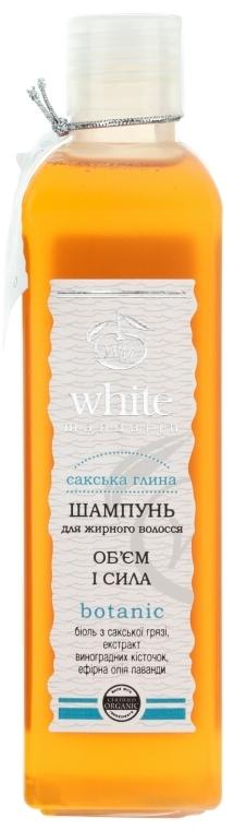 """Шампунь для волос """"Сакская глина"""" - White Mandarin"""