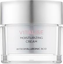 Духи, Парфюмерия, косметика Увлажняющий крем для лица - Holy Land Cosmetics Vitalise Moisturizer Cream