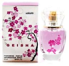 Духи, Парфюмерия, косметика Izyda Geisha Sakura - Парфюмированная вода