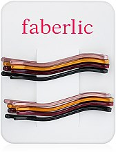Духи, Парфюмерия, косметика Набор фигурных невидимок - Faberlic