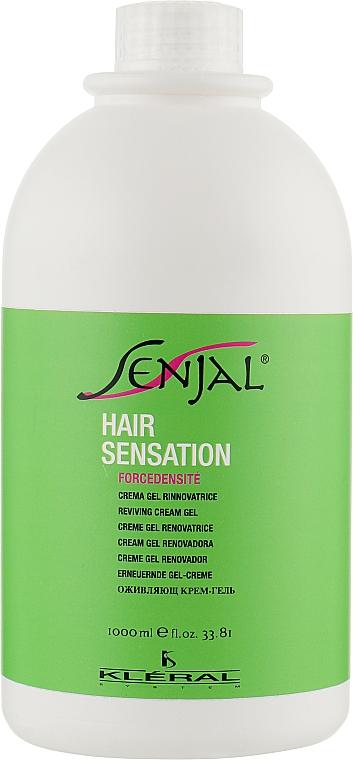 Крем-гель для восстановления волос - Kleral System Reviving Cream Gel