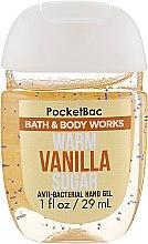 "Духи, Парфюмерия, косметика Антибактериальный гель для рук ""Warm Vanilla Sugar"" - Bath and Body Works Anti-Bacterial Hand Gel"