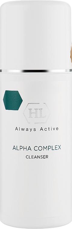 Очисник для обличчя - Holy Land Cosmetics Alpha Complex Cleanser — фото N1