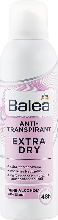 "Дезодорант ""Экстра"" - Balea Anti-Perspirant Extra Dry"