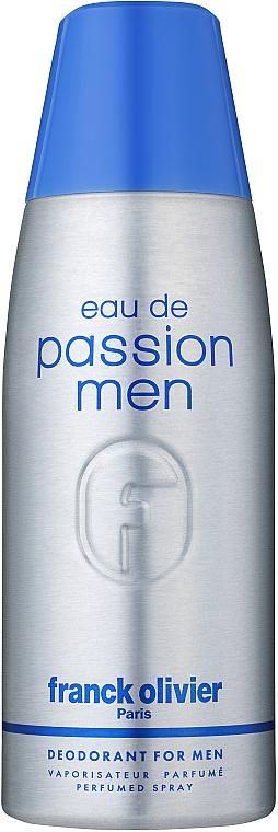 Franck Olivier Eau de Passion Men - Дезодорант