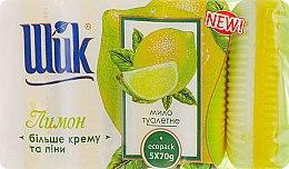 """Духи, Парфюмерия, косметика Мыло туалетное """"Лимон"""" с добавлением крема - Шик"""