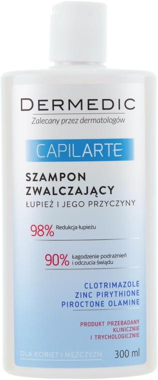 Шампунь от перхоти - Dermedic Capilarte