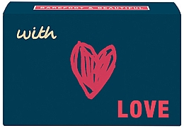 Духи, Парфюмерия, косметика Мыло для рук - Bath House With Love Red Berry Hand Soap