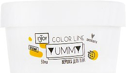 """Духи, Парфюмерия, косметика Сливки для тела """"Yummy"""" - InJoy Color Line"""