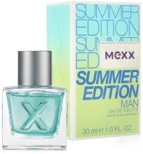 Духи, Парфюмерия, косметика Mexx Summer Edition Man - Туалетная вода