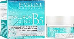Духи, Парфюмерия, косметика Глубоко увлажняющий крем против первых морщин - Eveline Cosmetics Hyaluron Clinic 30+