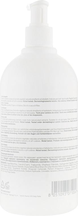 Очищувальне молочко для всіх типів шкіри - Vagheggi Equilibrium — фото N5