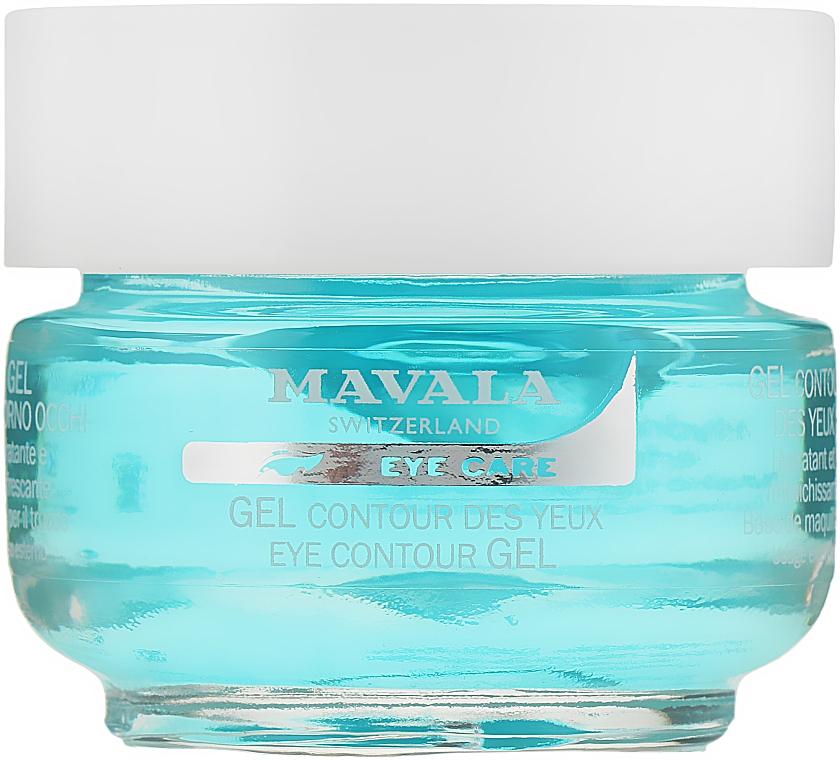 Гель для кожи вокруг глаз - Mavala Eye Contour Gel