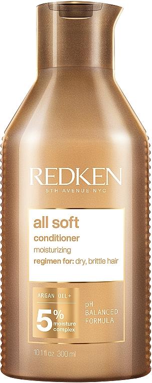 Смягчающий кондиционер для волос - Redken All Soft Conditioner