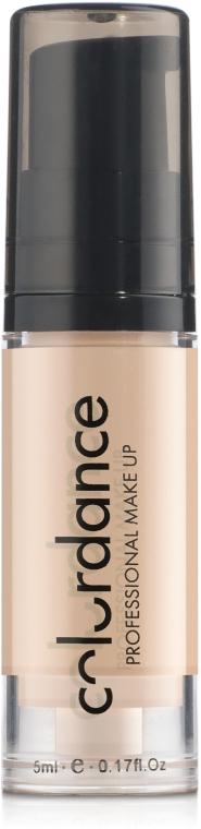 Матирующий тональный крем для лица - Colordance Matte Liquid Foundution (мини)