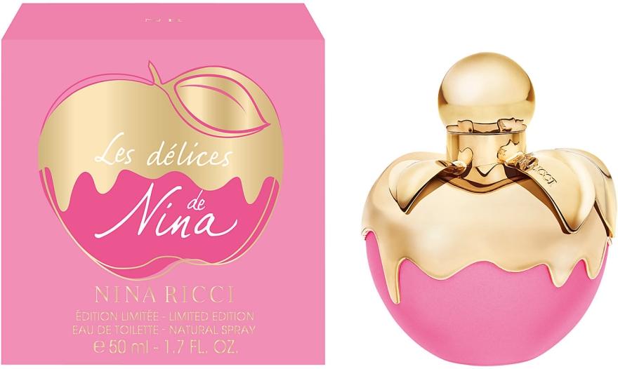 Nina Ricci Les Delices de Nina - Туалетная вода