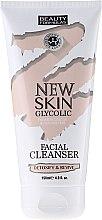 Молочко для умывания - Beauty Formulas New Skin Glycolic Facial Cleanser — фото N1