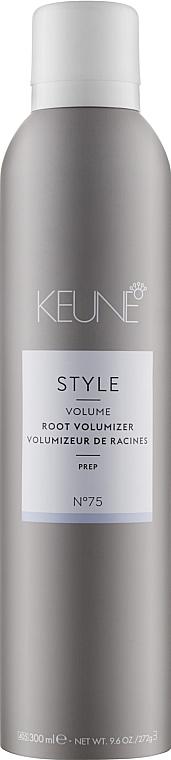 Спрей для прикорневого объема волос №75 - Keune Style Root Volumizer