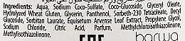 Шампунь мицеллярный с экстрактом пшеницы - Barwa Hypoallergenic Micellar Shampoo — фото N3