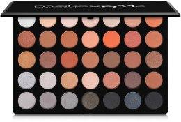 Духи, Парфюмерия, косметика Профессиональная палитра теней 35 цветов, K35 - Make Up Me