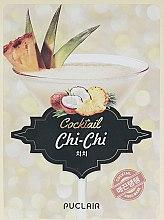Духи, Парфюмерия, косметика Разглаживающая маска аква-коктейль - Puclair Chi Chi Cocktail Moisturizing & Nutritious Face Mask