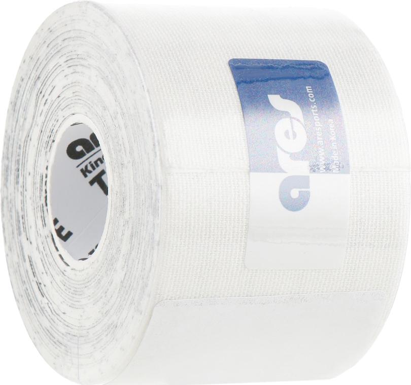 "Кинезио тейп ""White"" - Ares Beauty Kinesio Tape"
