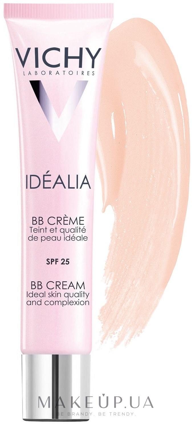 BB-Крем - Vichy Idealia BB Cream — фото 01 - Светлый