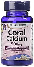 """Духи, Парфюмерия, косметика Пищевая добавка """"Коралловый кальций"""" - Holland & Barrett Coral Calcium 500mg"""