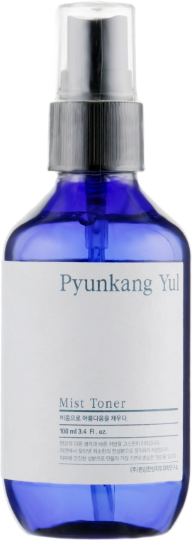 Тонер-мист с экстрактом коптиса - Pyunkang Yul Mist Toner