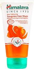 Очищающий гель для умывания с мандарином - Himalaya Herbals Tangerine Face Wash — фото N1