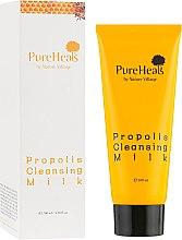 Духи, Парфюмерия, косметика Очищающее молочко с экстрактом прополиса для чувствительной кожи - PureHeal's Propolis Cleansing Milk