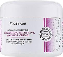 Духи, Парфюмерия, косметика Интенсивный питательный крем с матриксилом - Kleoderma Intensive Nourishing Cream Matrixyl