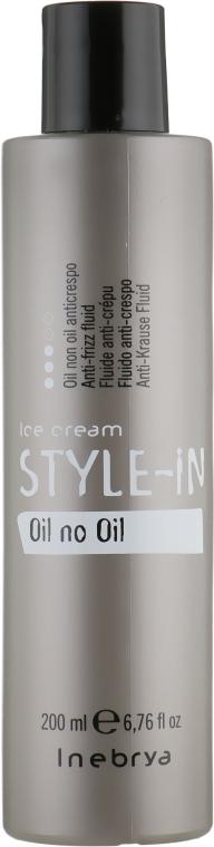 Флюид для выпрямления вьющихся и пушащихся волос - Inebrya Style-In Oil Non Oil — фото N1