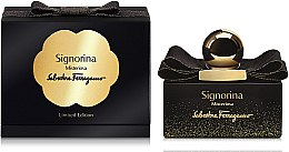 Духи, Парфюмерия, косметика Salvatore Ferragamo Signorina Misteriosa Limited Edition - Парфюмированная вода