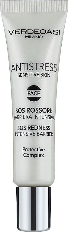 SOS-комплекс от покраснений, восстановление барьера - Verdeoasi Antistress SOS Redness Intensive Barrier