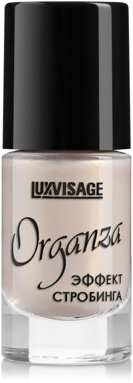 Лак для ногтей - Luxvisage Organza