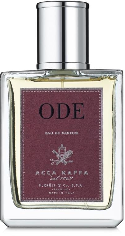 Acca Kappa Ode - Парфюмированная вода (тестер с крышечкой)
