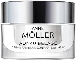 Духи, Парфюмерия, косметика Укрепляющий крем для кожи вокруг глаз - Anne Moller ADN40 Belage Yeux