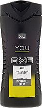 Духи, Парфюмерия, косметика Гель для душа - Axe You Incredible Clean Body Wash Gel