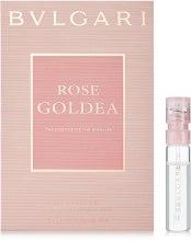 Духи, Парфюмерия, косметика Bvlgari Rose Goldea - Парфюмированная вода (пробник)
