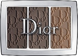 Духи, Парфюмерия, косметика Палетка для бровей - Dior Backstage Brow Palette (тестер)