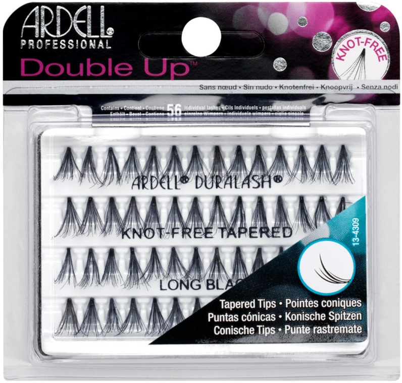 Накладные ресницы - Ardell Double Up Soft Touch Individuals Knot-Free Lashes