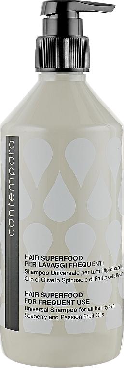 Шампунь для всех типов волос - Barex Italiana Contempora Frequdent Use Universal Shampoo