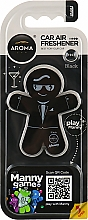 "Духи, Парфюмерия, косметика Ароматизатор ""Black"" для автомобиля - Aroma Car Manny"