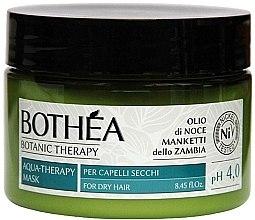 Духи, Парфюмерия, косметика Маска увлажняющая для сухих волос - Bothea Botanic Therapy Aqua-Therapy Mask pH 4.0
