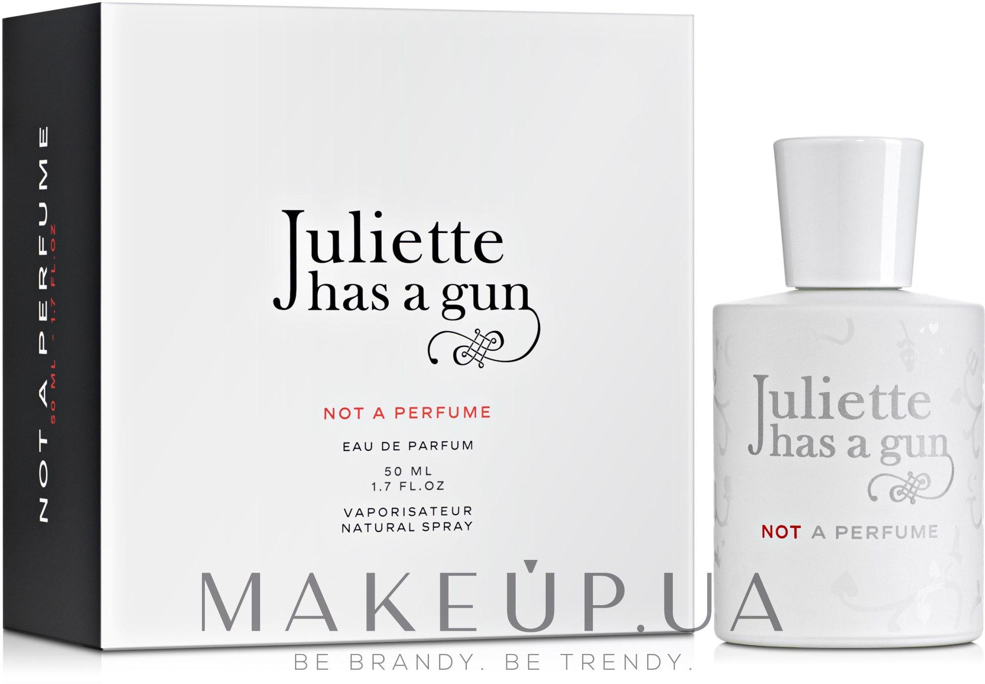 Juliette Has A Gun Not a Perfume - Парфюмированная вода — фото 50ml
