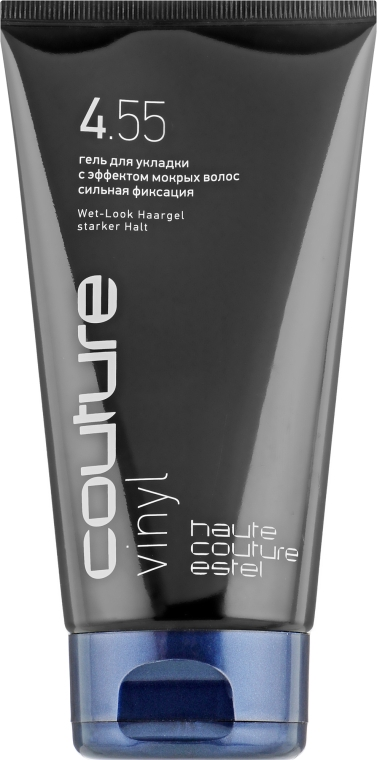 Гель для укладки с эффектом мокрых волос,сильная фиксация - Estel Professional Vinyl Haute Couture
